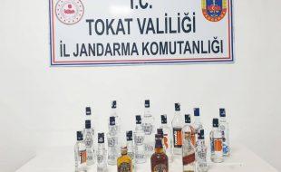 EĞLENCE MEKANINDA KAÇAK ALKOL