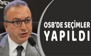 OSB'DE SEÇİMLER YAPILDI
