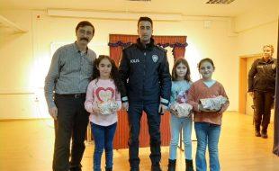 'HACİVAT-KARAGÖZ'LÜ TRAFİK VE GÜVENLİK EĞİTİMİ