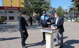ARTOVA VE TURHAL'DA POLİS HAFTASI