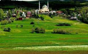 REŞADİYE'DE BİR MAHALLEYE KARANTİNA