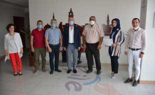 TOKAT'TA İLK 'SIFIR ATIK BELGESİ' ZİLE BELEDİYESİ'NE VERİLDİ