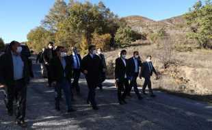 Vali Dr. Ozan Balcı, Reşadiye'de Ziyaret ve İncelemelerde Bulundu