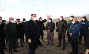 Erbaa'ya Sera OSB Kuruluyor