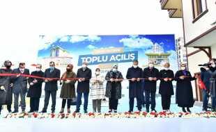 Sancaktepe Belediyesi Toplu Açılış Töreni Gerçekleşti