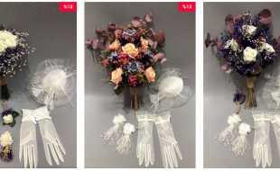 Gelin Çiçeği Modelleri